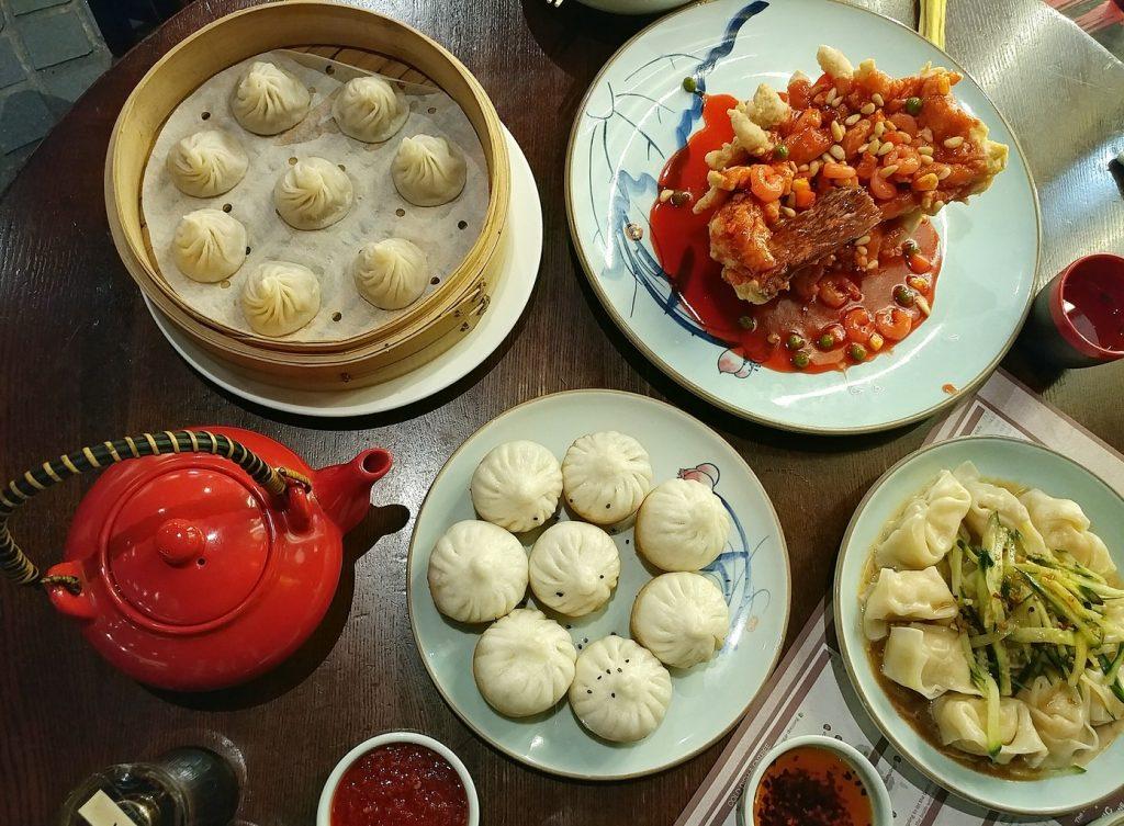 new shanghai food
