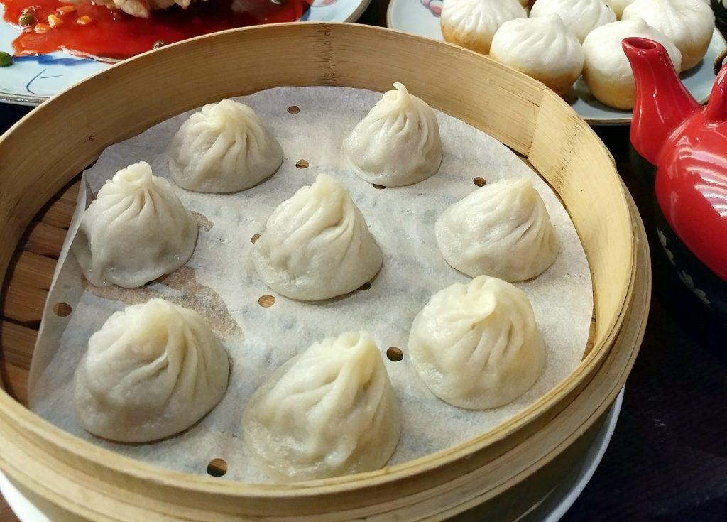 new shanghai xiao long bao