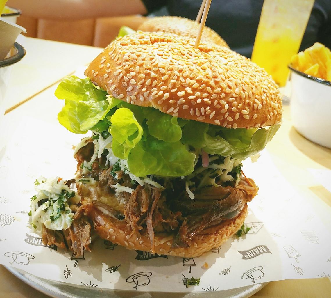 main street burger bar lamb