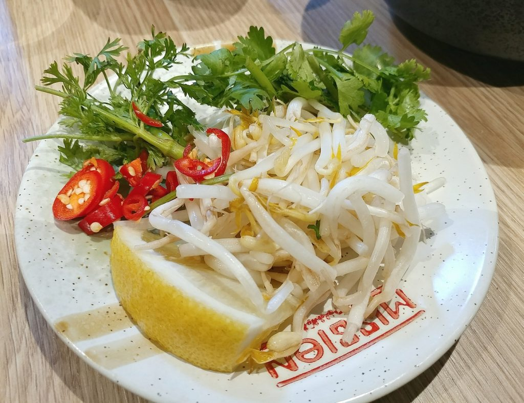 mission vietnamese bean sprouts