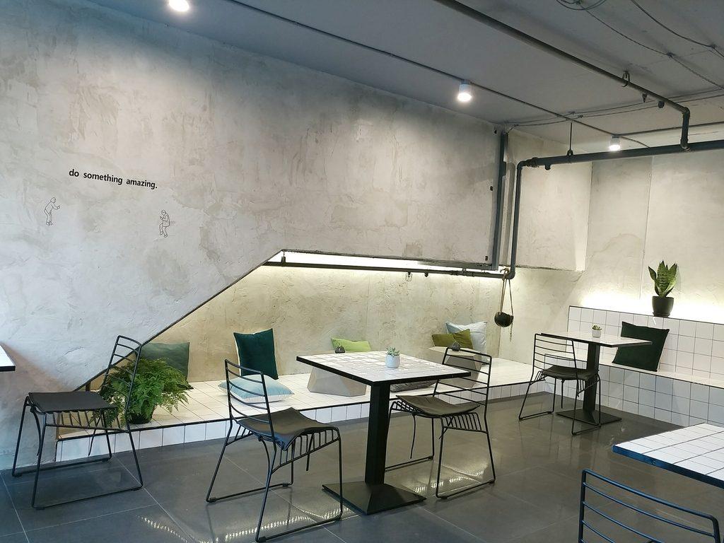 B+C lab upstairs