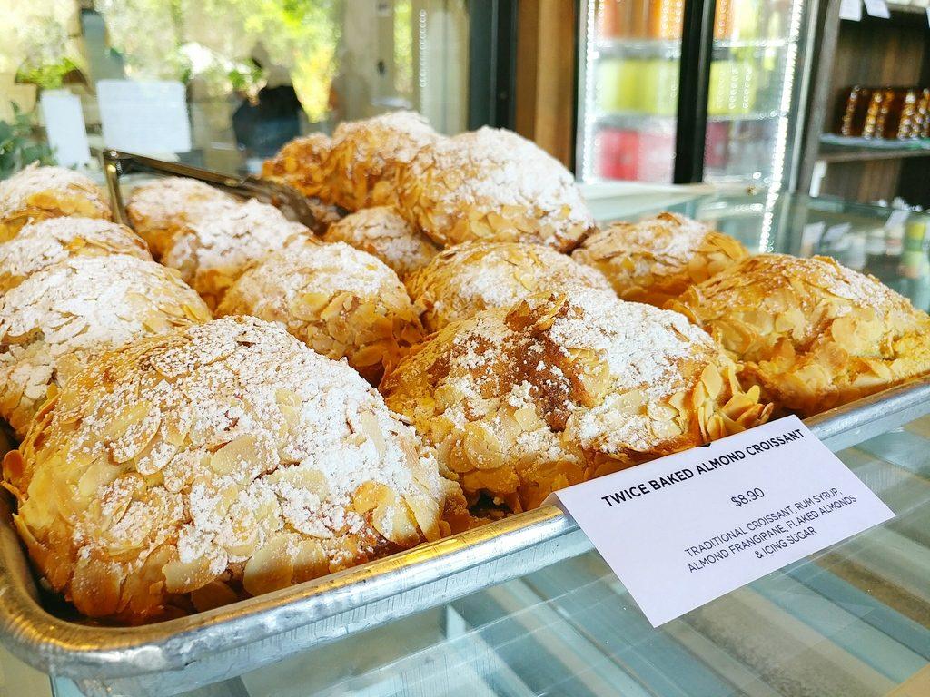 bam bam bakehouse almond croissants