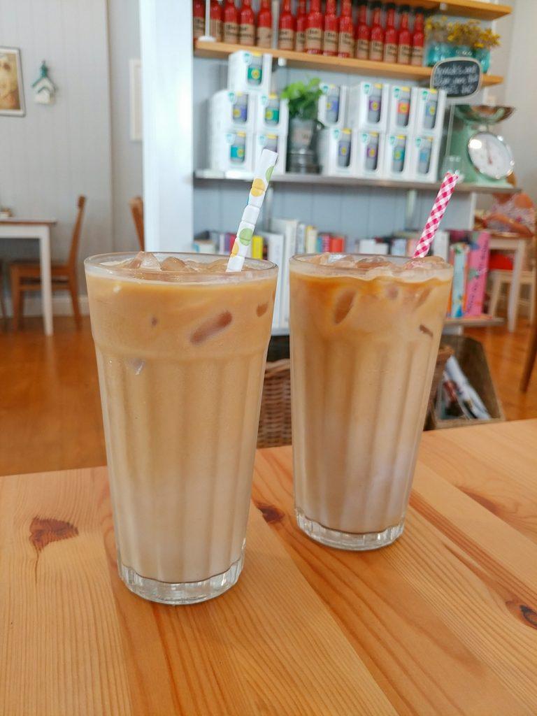 jam pantry iced lattes