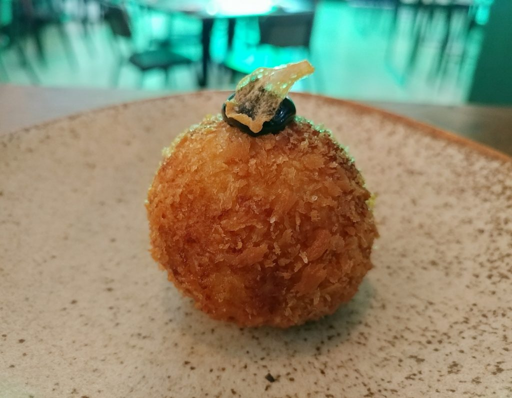 archie green croquette