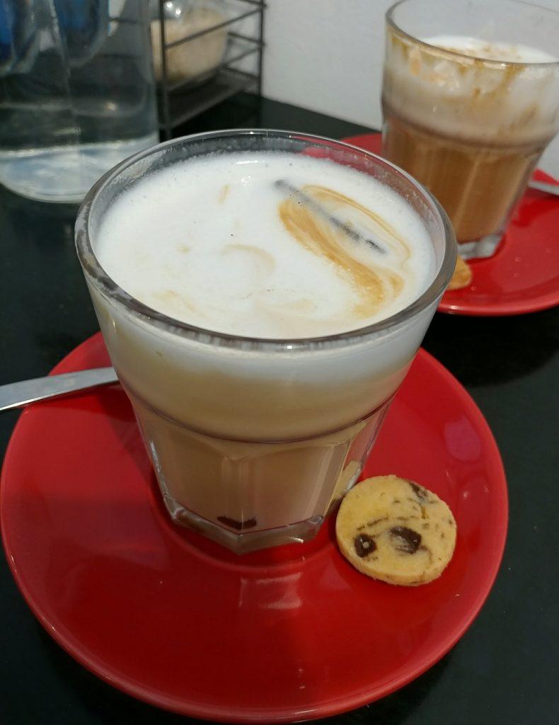 jacaranda coffee lane iced latte