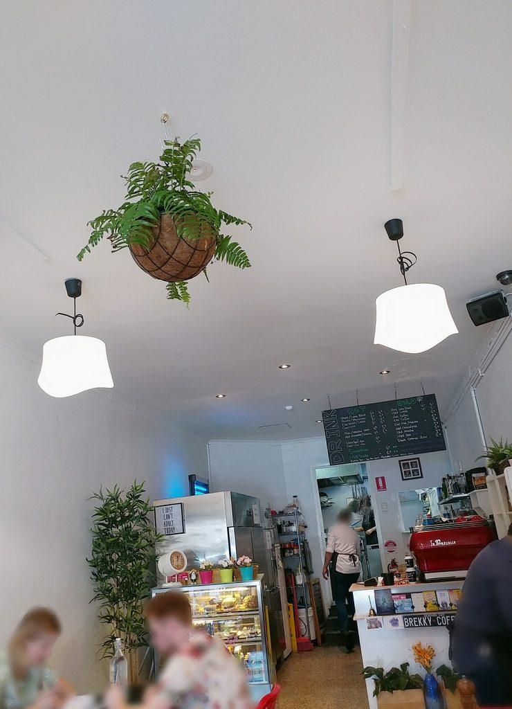 jacaranda coffee lane inside
