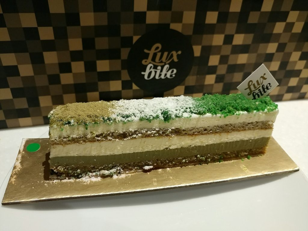 t by luxbite cheesecake