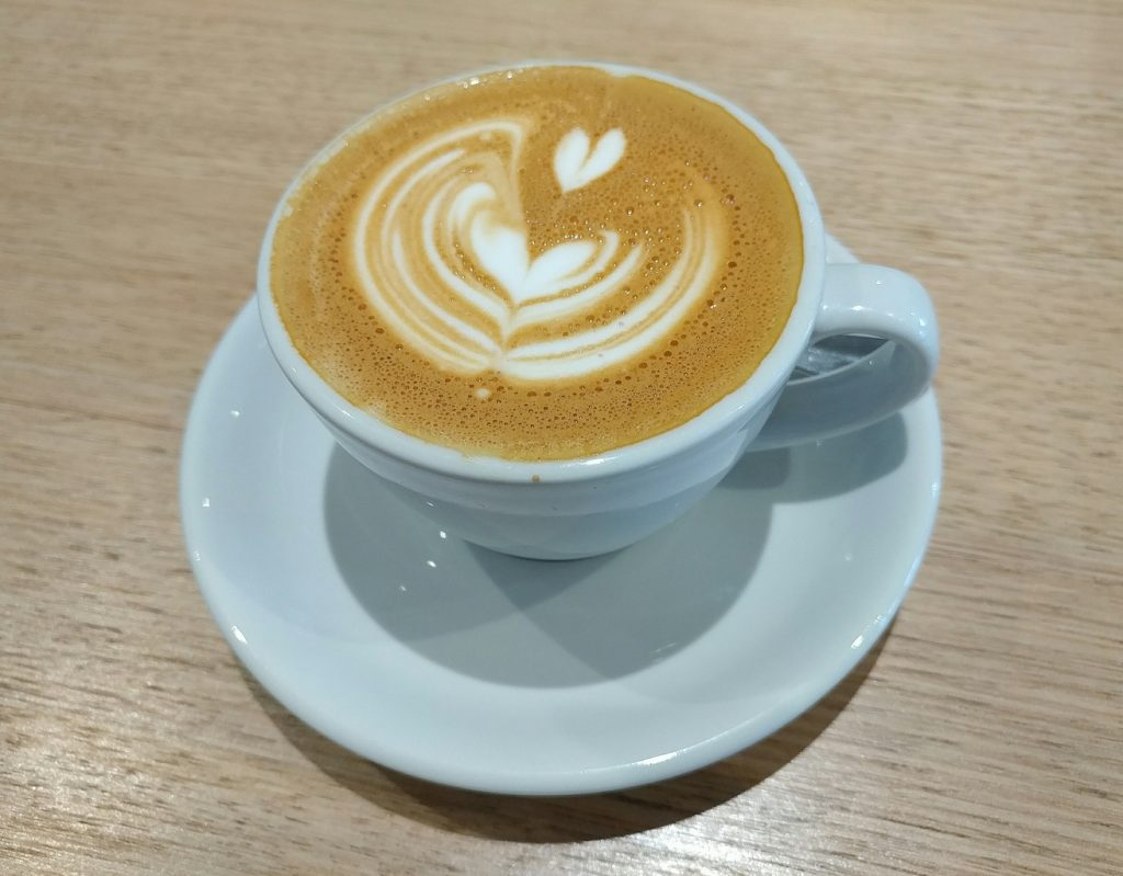 camp albion flat white