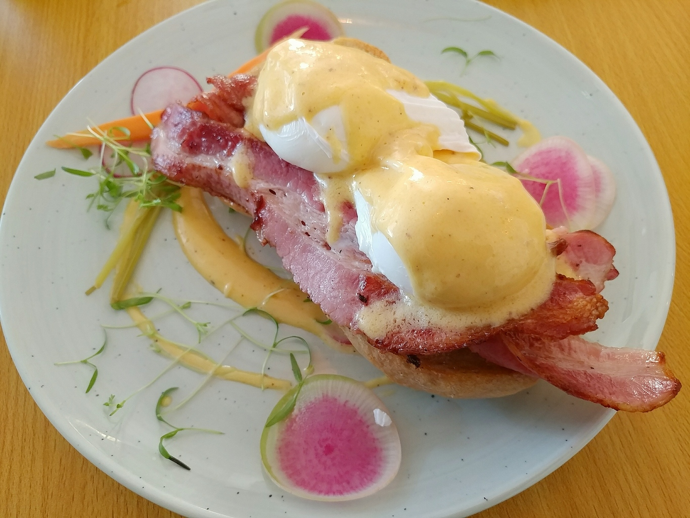brunswick project eggs benedict