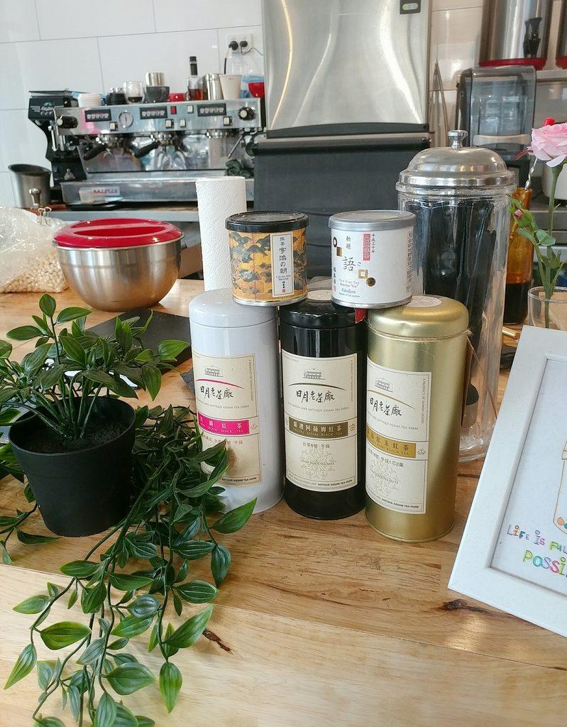 cafe artease teas