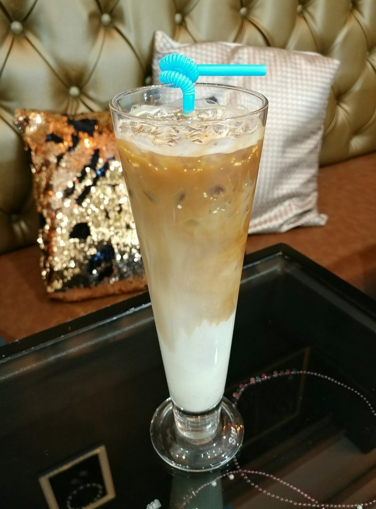 change cafe iced latte