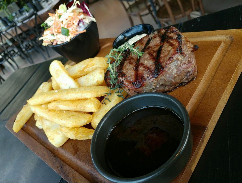 blackmarket bar and grill rib fillet