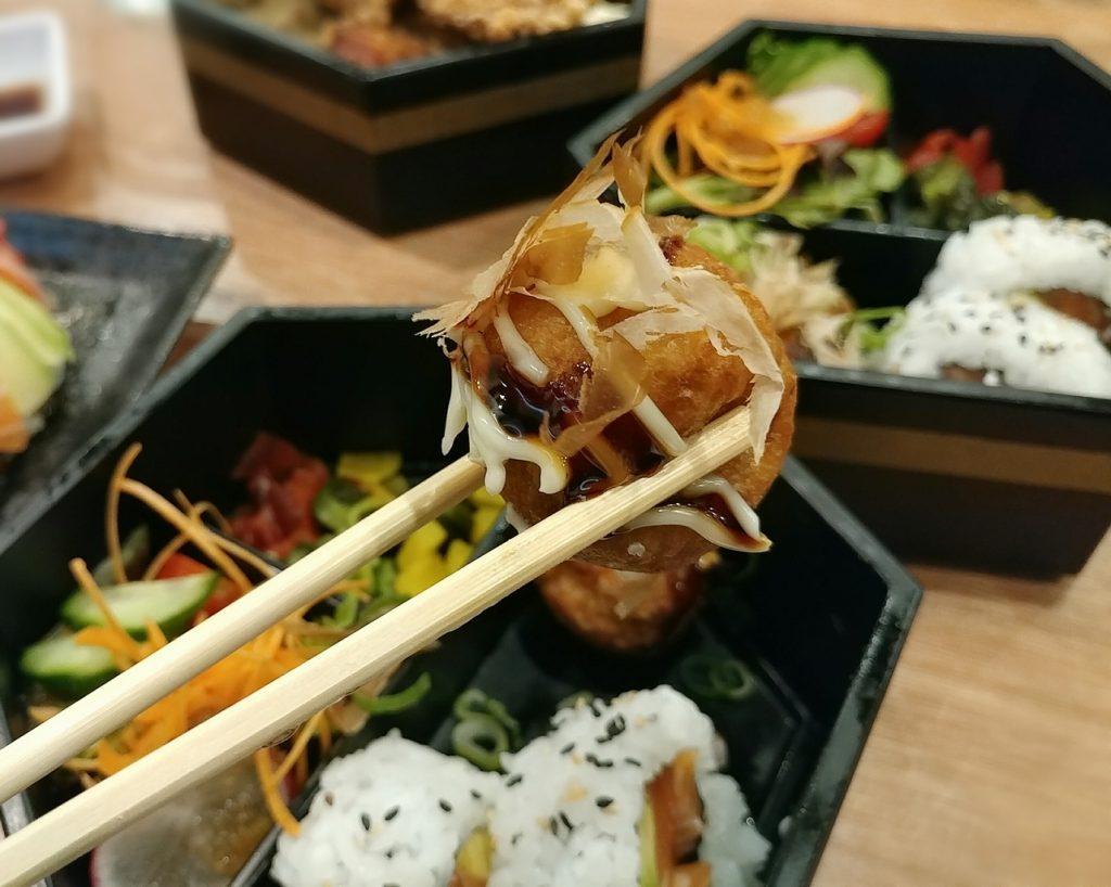 zutto bento takoyaki