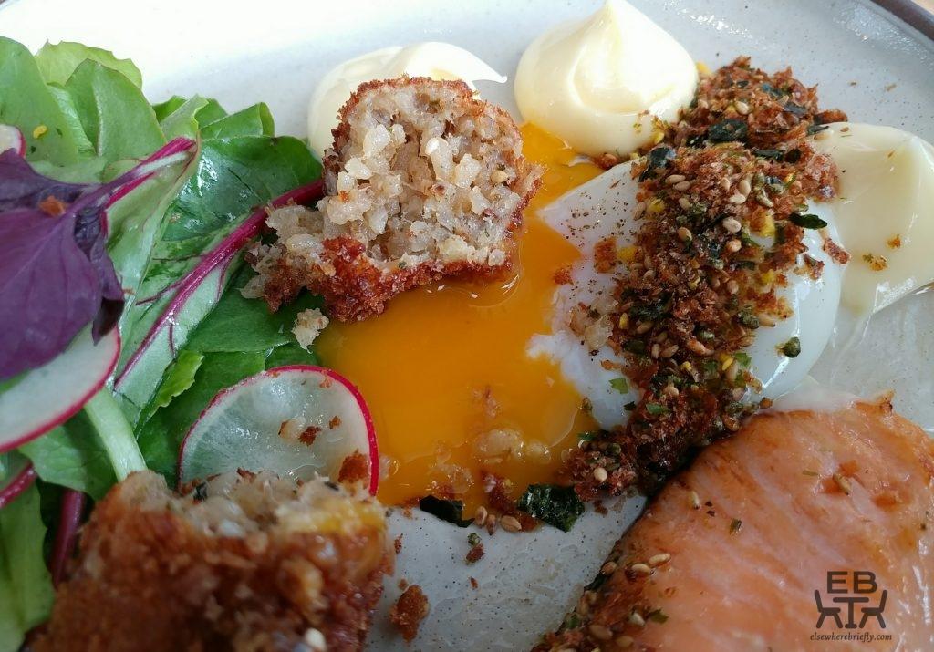 devon cafe breakfast with the sakumas