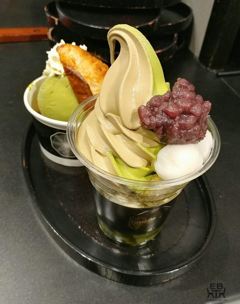 kyo tea house sundae