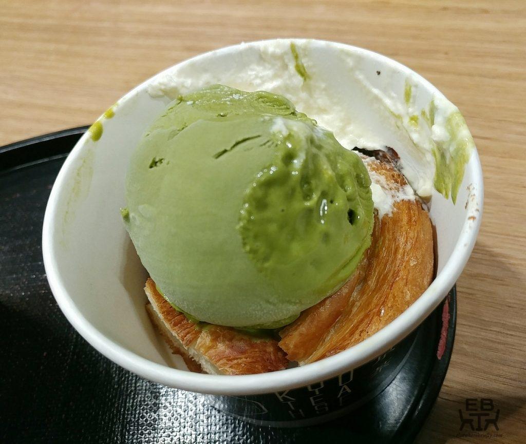 kyo tea house croissant