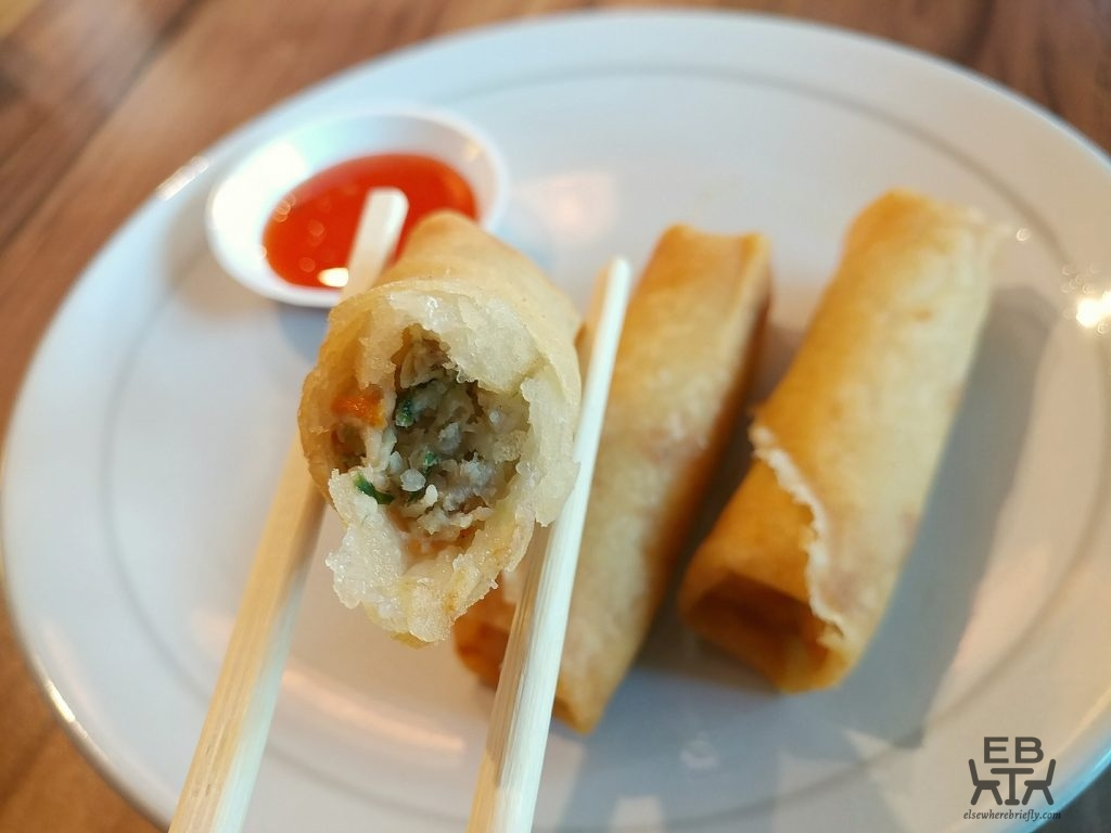 uncle lai spring roll