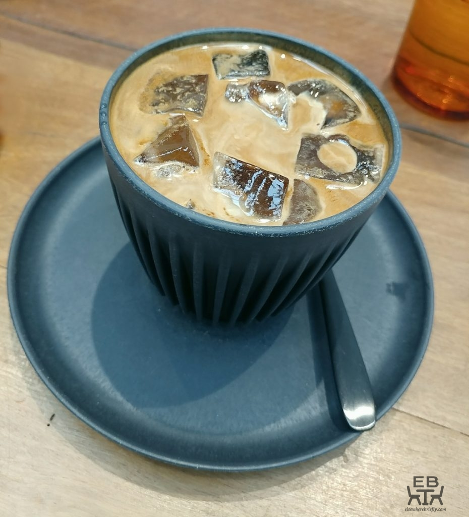 project 281 iced latte