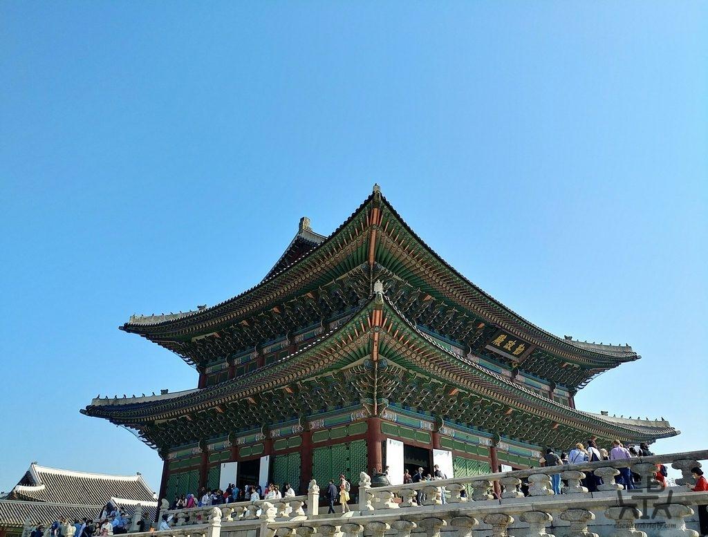 seoul guide gyeongbokgung