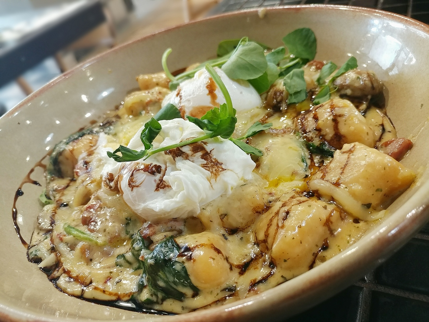 perks kitchen gnocchi