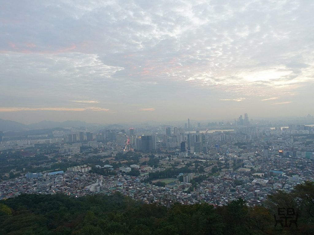 seoul guide n seoul tower