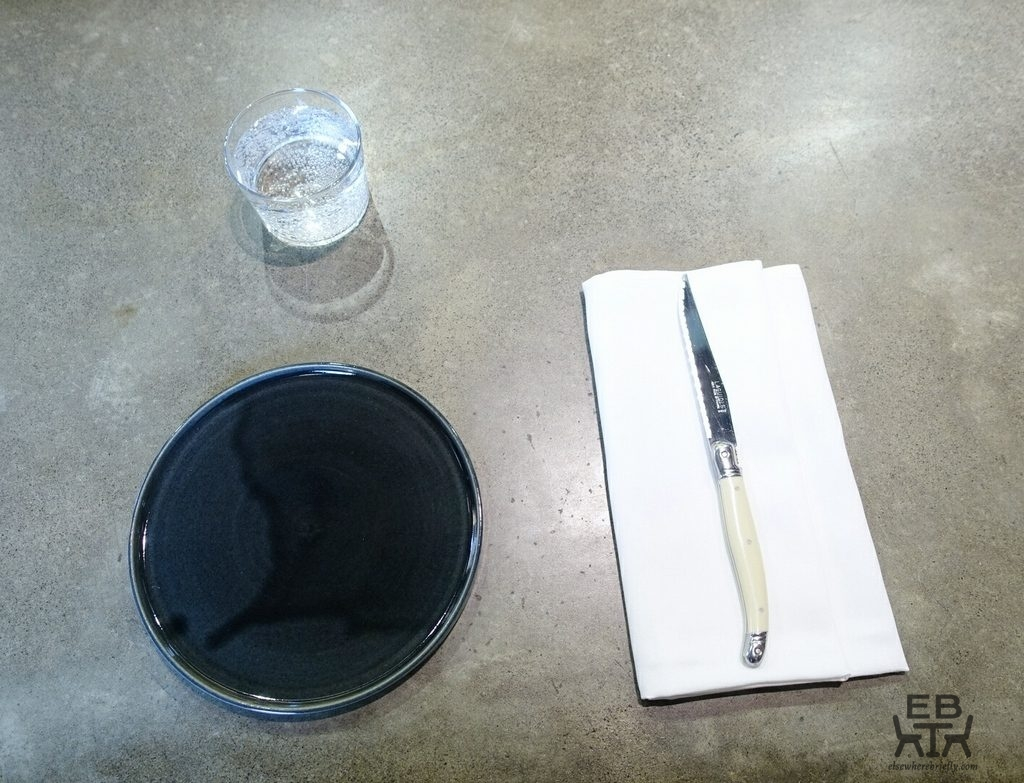 lune lab table setting