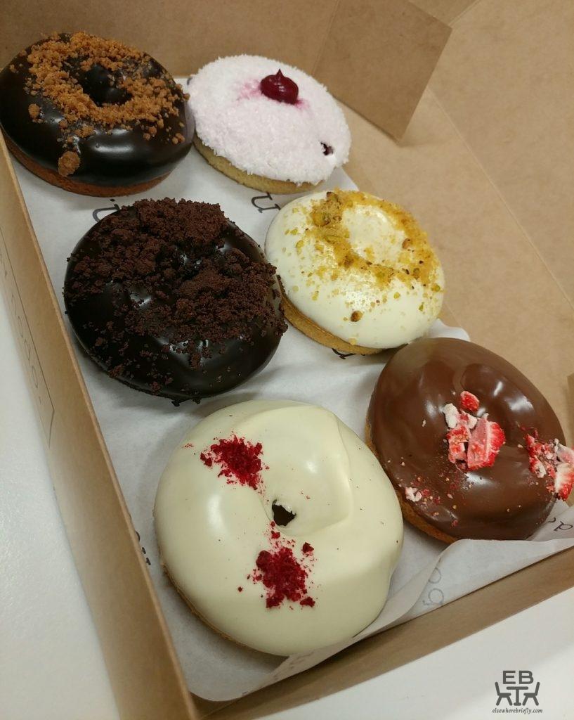 nodo camp hill doughnuts