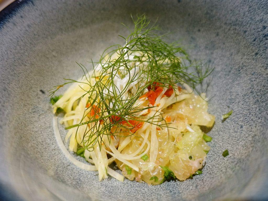elska sand crab salad