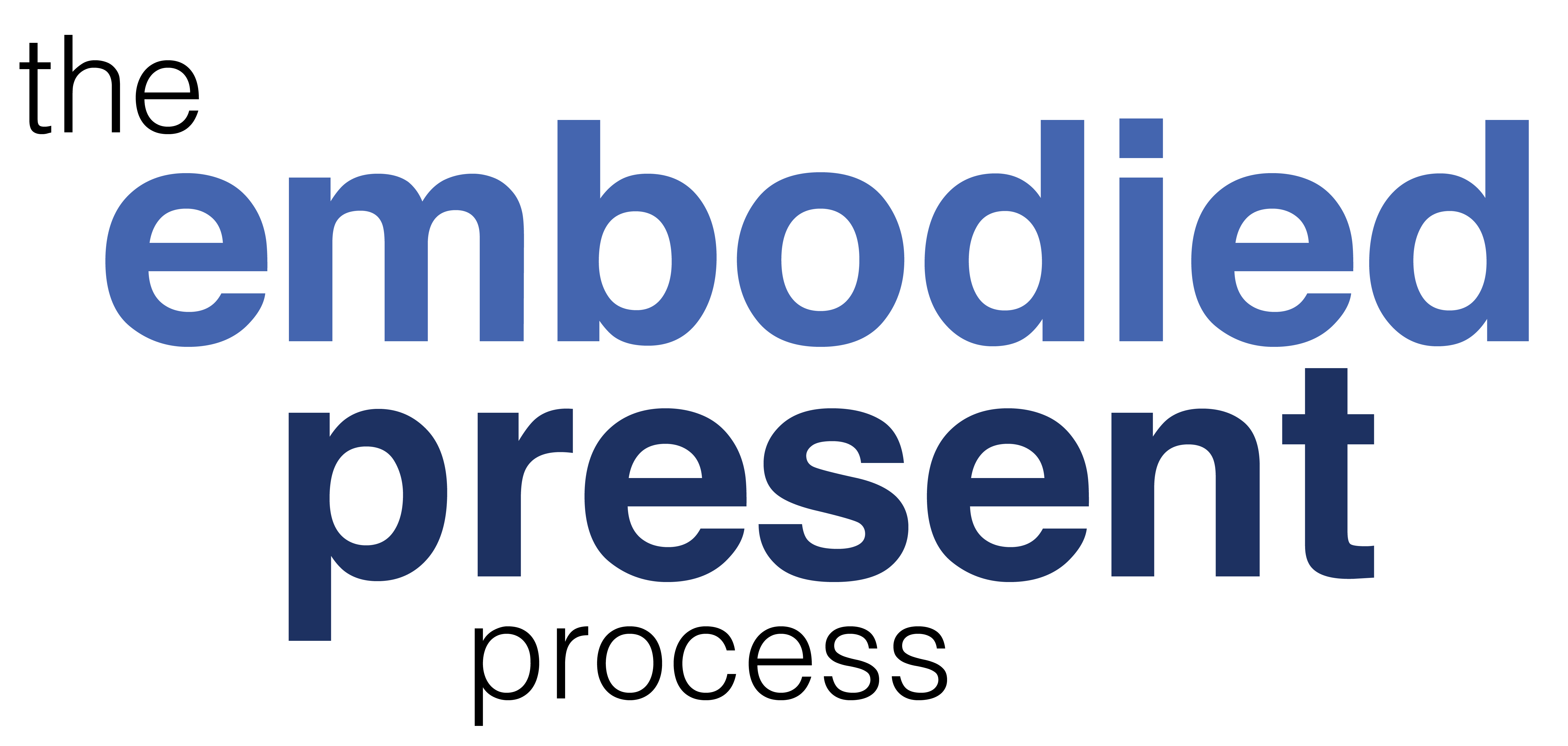 The Embodied Present Process logo
