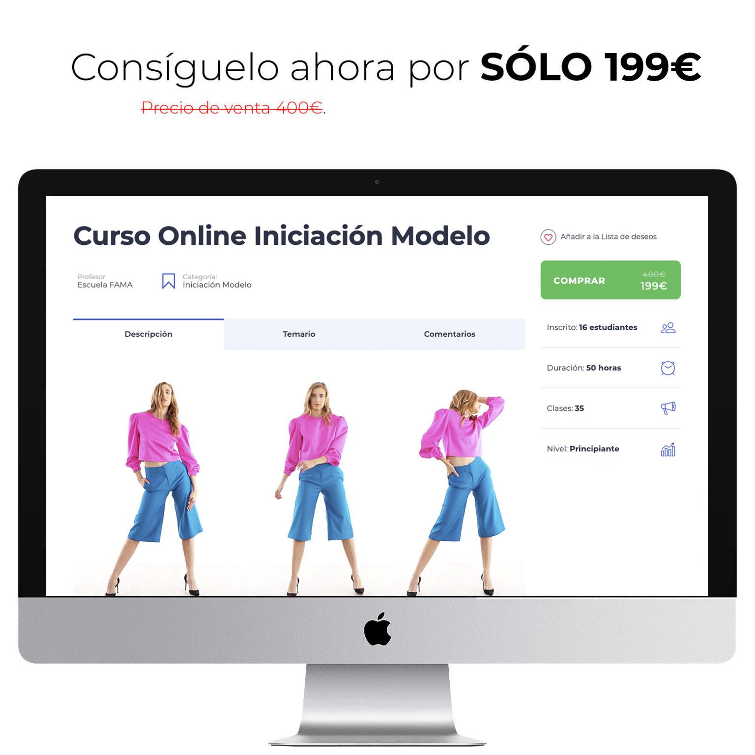 Curso Online Modelo