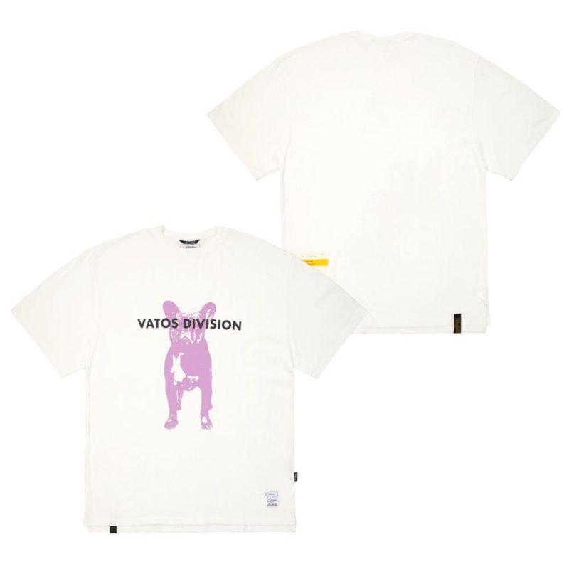 ドッグオーバーサイズTシャツ