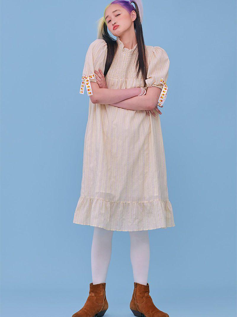 韓国ファッション ワンピース
