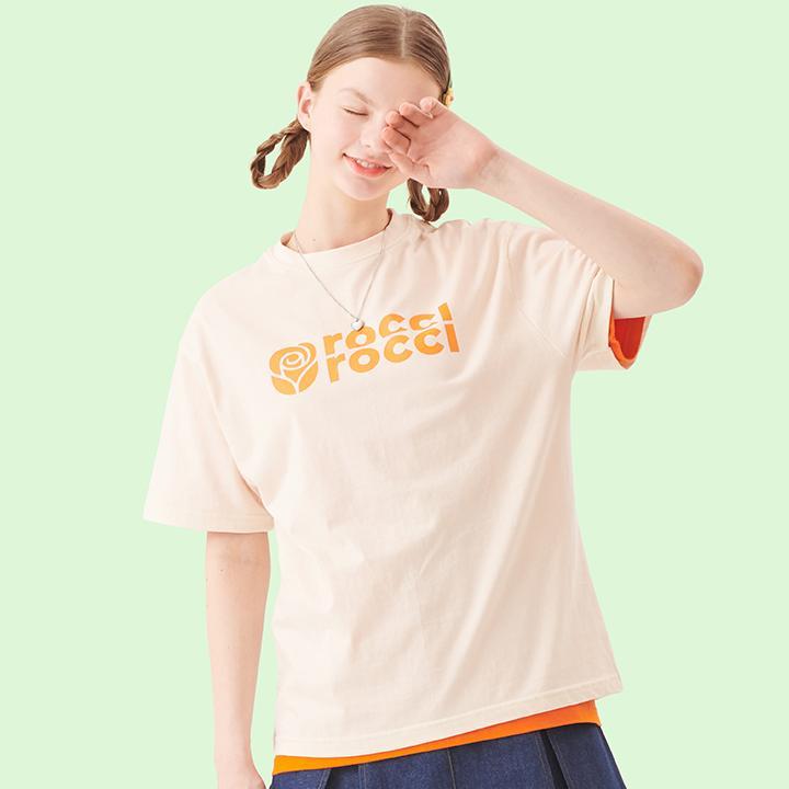 韓国ファッション Tシャツ 春