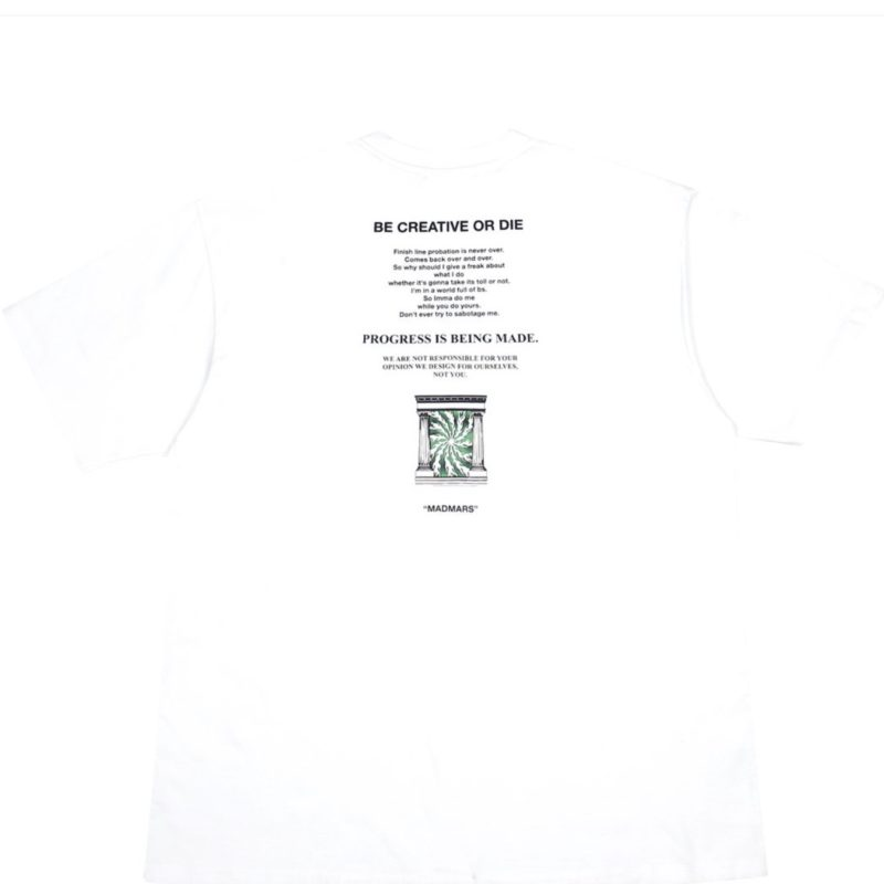 MADMARS(マッドマーズ) ポータルTシャツ
