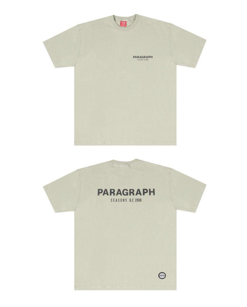 パラグラフ21デザートスコッチTシャツ