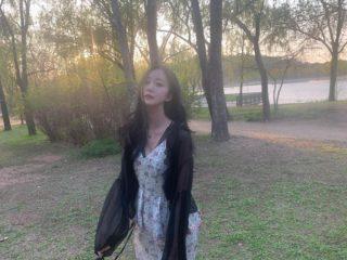 韓国 ファッション ガーリー