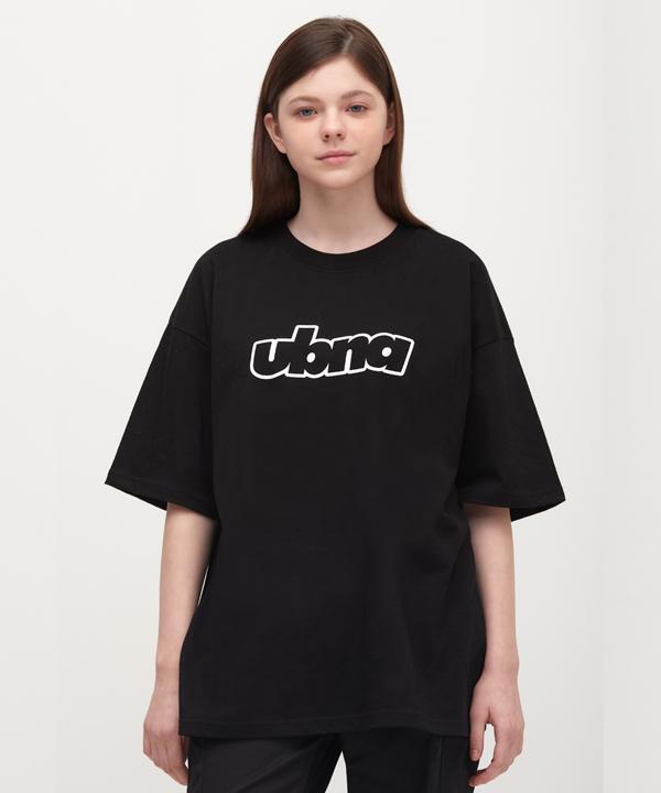 ラインオーバーTシャツ