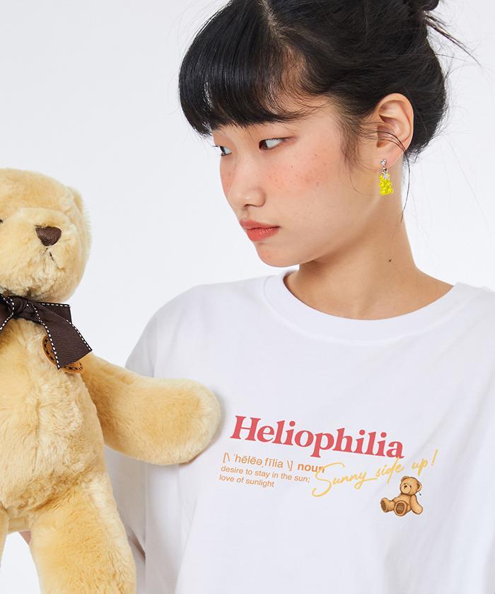 ヘリオフィリアTシャツ