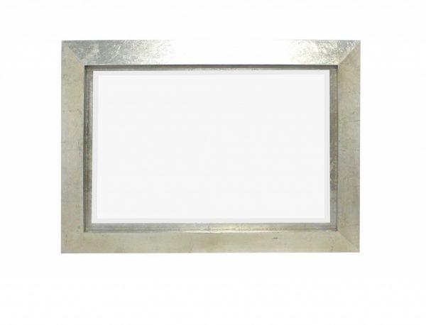 "34"" x 46"" x 2.25"" Silver, Rectangular - Cosmetic Mirror"