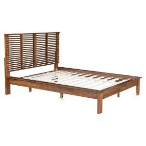 """67"""" X 85.5"""" X 47.3"""" Scandinavian In Design Queen Bed"""