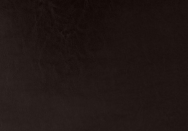 "68"" x 75"" x 102"" Cappuccino, Solid Wood, Foam, Veneer, Leather-Look - 3pcs Dining Set"