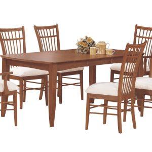 """21"""" x 20"""" x 42"""" Cherry, - Dining Chairs 2pcs"""