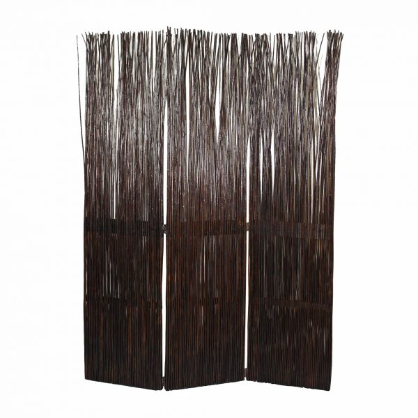 """47"""" x 1.5"""" x 67"""" Brown, Willow, Branch - Screen"""