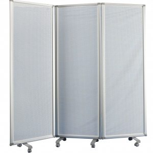 """71"""" x 1"""" x 71"""" White, Metal And Alloy - Screen"""