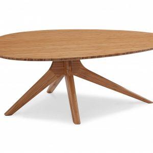 "46.6"" x 33.85"" x 16"" Coffee Table, Caramelized"