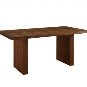 """84"""" x 42"""" x 30"""" Dining Table, Distressed Exotic"""