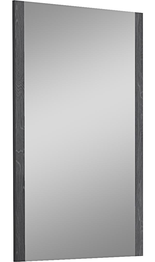 """30"""" X 1"""" X 48"""" Grey. Glass Mirror"""