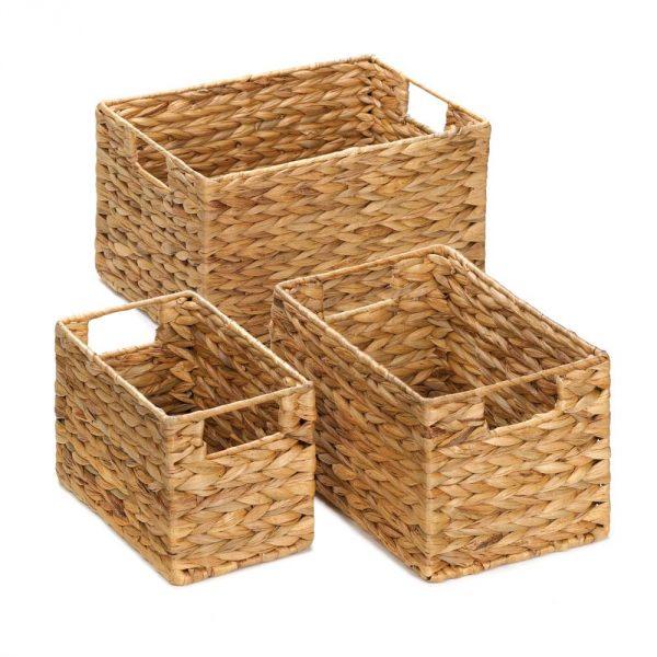 Straw Nesting Baskets