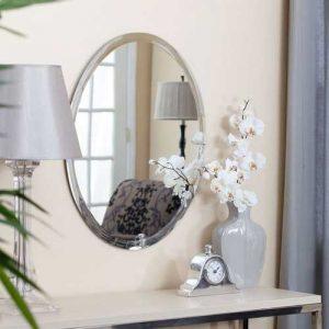 Beveled Vanity Wall Mirror