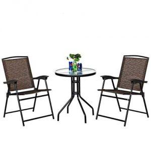 Bistro Patio Garden Furniture Set